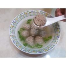 珍珠鮮肉丸子(芹菜/香菇)