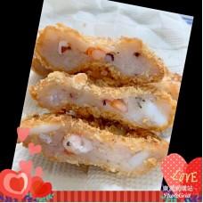 鮮蝦花枝排10盒組 (贈頂級蒲燒鰻x1)