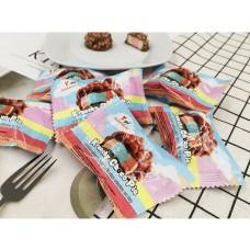 Yupi呦皮脆米巧克力棉花糖108g(24份)