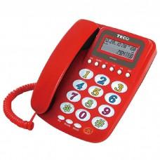 TECO來電顯示有線電話( XYFXC008) (顏色隨機出貨)